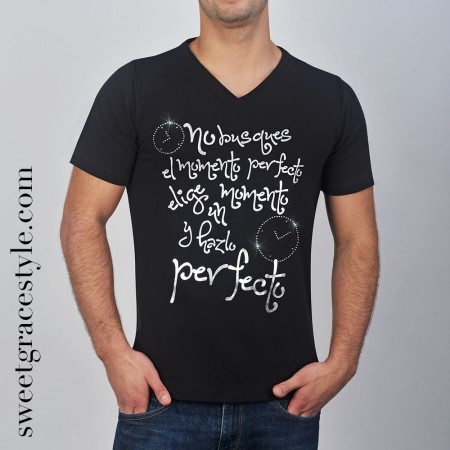 Camiseta hombre SGS 005 Black