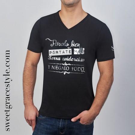 Camiseta hombre SGS 007