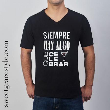 Camiseta hombre SGS 020