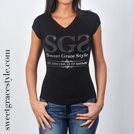 Camiseta mujer SGS 001