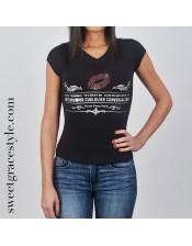 Camiseta mujer SGS 014