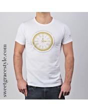 Camiseta hombre SGS 005 White