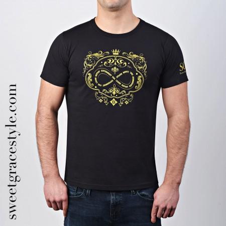 Camiseta hombre SGS 029 Black