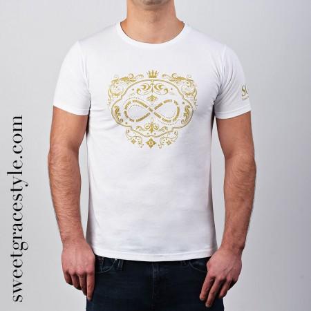 Camiseta hombre SGS 029 White
