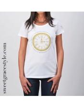 Camiseta mujer SGS 005 White