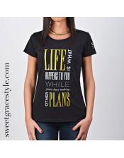 Camiseta mujer SGS 027 Black