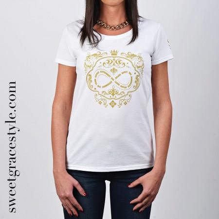 Camiseta mujer SGS 029 White