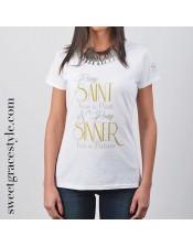 Camiseta mujer SGS 030